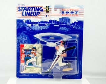 Starting Lineup Baseball 1997 Series Javier Lopez Action Figure Atlanta Braves