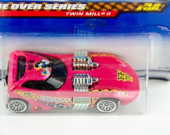 Hot Wheels Game Over Series #4 of 4 Twin Mill II 1/64 Diecast