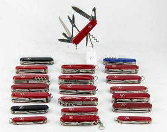 Victorinox Swiss Army Knives - Lot of 21