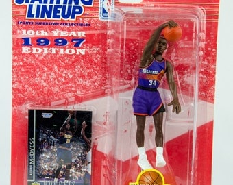 Starting Lineup 1997 NBA Antonio McDyess Action Figure Phoenix Suns