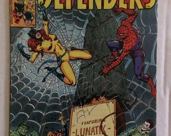 Defenders Comic #61