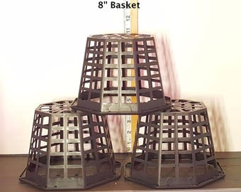 8'' Ultimate Orchid Basket (3 Pack) Sophie's Orchids 374921