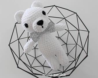 Cuddly bear crochet