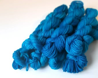 Bloost Mini - Postscript Fingering - Hand-Dyed Sock Yarn
