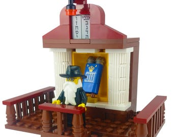 Lego® Aron Kodesh Set - Jewish Custom Lego® Set from JBrick