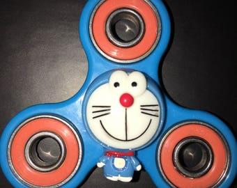 Fidget Spinner - Doraemon Custom Fidget Hand Spinner