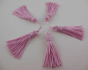 Wire color girl rayon tassel