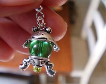 Nice pair of earrings frogs to order