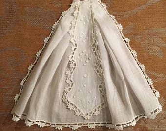 Two Piece Jabot