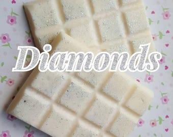 Diamonds Wax Melt Bar (Armani Perfume Dupe) Designer perfume Dupe Wax Melts