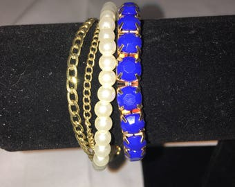 Multilayered Bracelet great for that special occasion