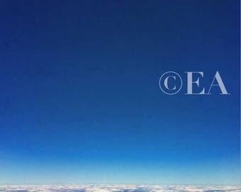 Above Florida Clouds