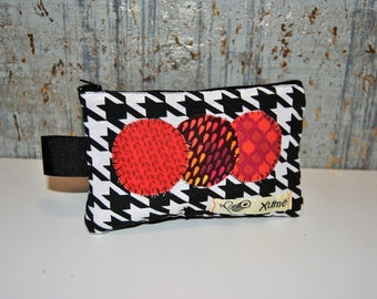 Multifabric Patchwork Purse. Multi Fabric Patchwork Coin purse