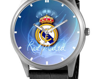 Personalized watch with your soccer team, custom watch