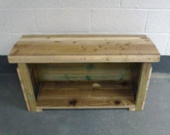 Wooden Boot\Shoe Storage Box
