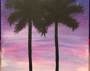 Summer nights in Cali