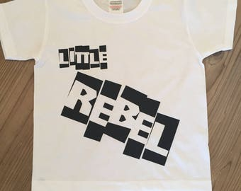 Kids Little Rebel Short Sleeved T-Shirt