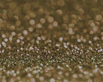 BRONZE BIO GLITTER - Biodegradable Glitter- Festival Bio Glitter - Eco Friendly Glitter - Mermaid Glitter - Cosmetic Grade - 200 microns