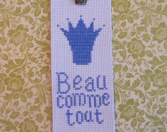Royal Prince bookmarks