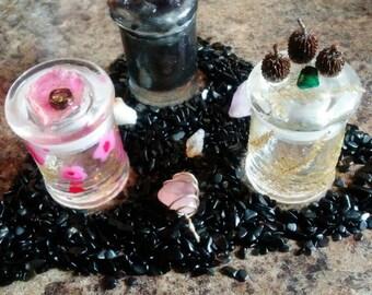 Storage Jars - Herb Jars