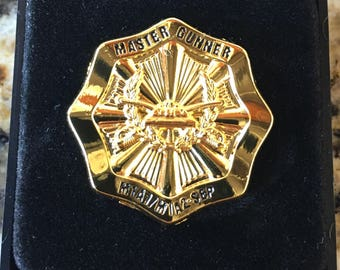 Abrams Master Gunner Lapel Pin Now available!