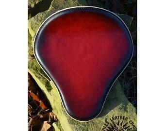 Handmade Bobber Seat Red