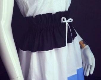 Malia cotton skirt