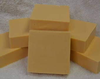 Coffee Solid Soap with Shea Butter