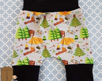 Scalable shorts 6-36 months, perfect for camping!