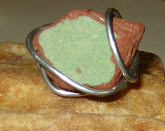 Green Tile Ring