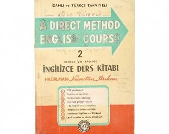 A Direct Method English Course
