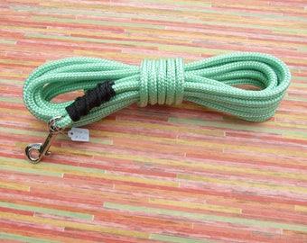 Lanyard dog medium - 5 m - 8 mm - pastel green