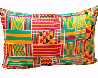 SET OF 2 PILLOWS, Inserts Included / Decorative Pillow / Throw Pillows / African  Pillows / Housewarming / Home Accessories / Accent Pillows