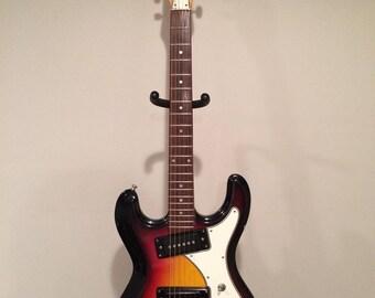 Flier Phase 2 Vintage Guitar-Sunburst