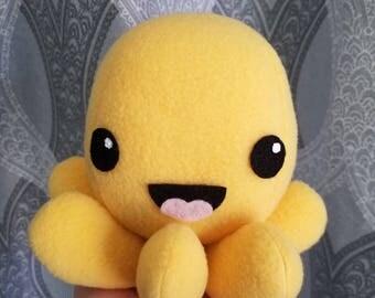 Kawaii Octopus Plush