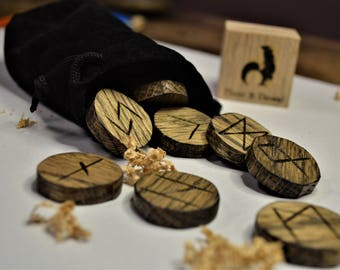 Norse Rune Coins