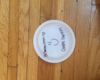 Confetti Cupcake Slime