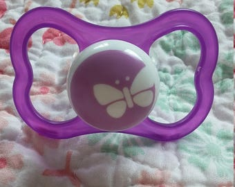 ABDL Butterfly Pacifier