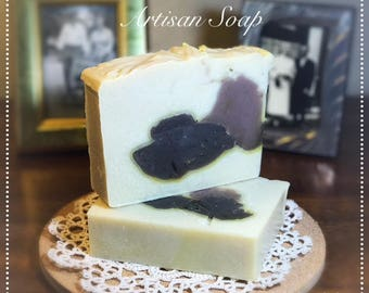 Texas Twilight - Free Shipping - Soap - handcrafted soaps by Tell it to the Bee - compare to Lush luscious *VEGAN Vanilla Total Eclipse