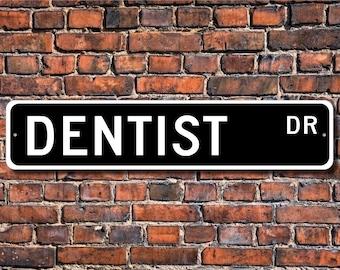 Dentist, Dentist Gift, Dentist Sign, Gift For Dentist, Dental Office Decor,