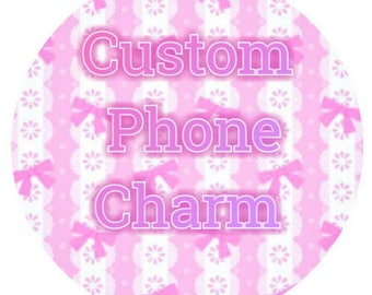 Custom charm