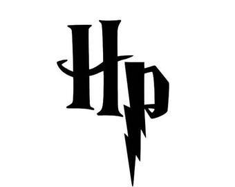 Harry Potter Vinyl Decal