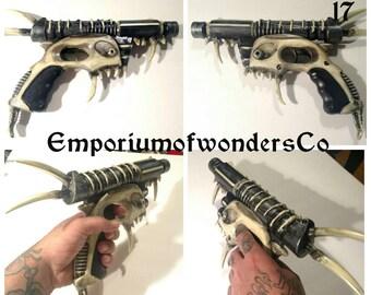 The nekrolight... Custom Nerf gun