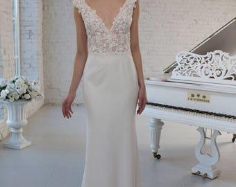 Wedding dress wedding dress bridal gown VIKKIE