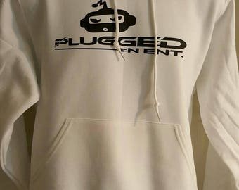 PLUGGED N APPAREL/ENT hoodies