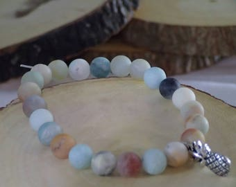 Beaded Bracelet Amazonite