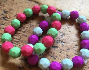 Two bracelet deal- elastic bracelets