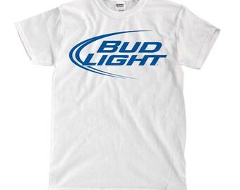 Bud Light Shirt Etsy