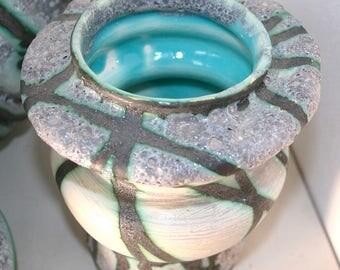 Ceramics vase, Handmade Flower Vase, Ceramic Flower Vase, Vase, Pottery vase, Modern Pottery, Minimalist, White vase, minimalist Flower Vase