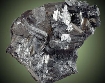 Ramsdellite; Lake Valley District, Sierra Co., New Mexico, USA  --- fine and rare minerals